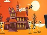 Halloween Trick Or Treat Escape