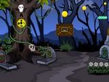 Fantasy Pumpkin Village Escape