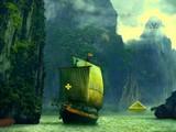 Pirates Island Thanksgiving Escape