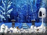 Thanksgiving Day - Snowland