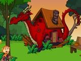 Forest House Dragon Escape