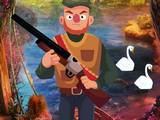 Funny Hunter Rescue