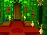 Emerald Castle Escape