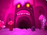 Purple Forest Escape