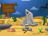 Egyptian Mystery Desert