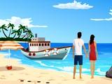 Island Lovers Escape