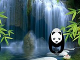 Save the Girl from Bamboo Forest