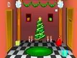 Winter Christmas House Escape