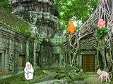 Abandoned Monkey Temple Escape