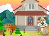 Cartoon Dog Rescue