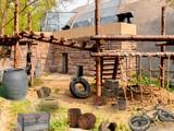 Abandoned Farm House Escape