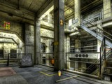 Abandoned Power Station Escape