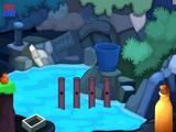 Cave Town Escape