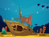 Underwater Mermaid Escape