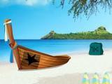 Summer Tropical Beach Escape