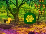 Woodland Forest Escape