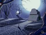 Black Widow Spider Forest Escape