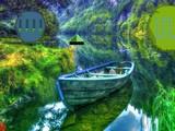 Piranha Lake Escape