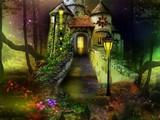 Fantasy Forest Abode Escape