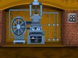 Rustic Factory Escape