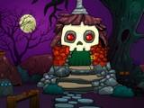 Scary Halloween Zombie Rescue