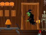 Halloween Witch Door Escape