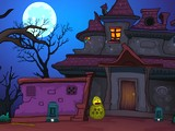Spooky Cursed House Escape