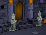 Cursed Statue Fort Escape
