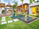 Escape Luxury Pool Villa