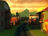 Escape Western Town