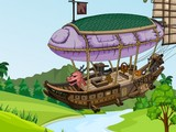 Hindenburg Airship Escape