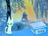 Snowland Frozen Man Escape