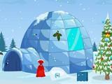 Winter House Escape