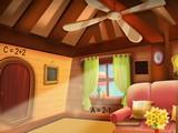 Cartoon House Escape
