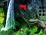 Komodo Dragon Forest Escape