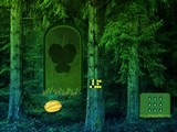Fireflies Night Forest Escape