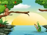 Jungle Monkey Rescue