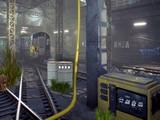 Subway Metro Station Escape