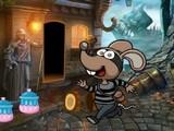 Cartoon Rat Escape