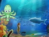 Octopus Underwater Escape