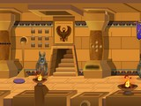 Escape from Egypt Pyramids