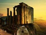 Ancient Mount Temple