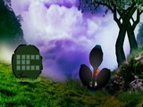 Fantasy Leaf Fairy Escape