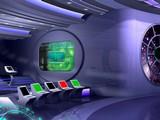 Interstellar Spaceship Escape