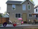 Backyard Deck Escape