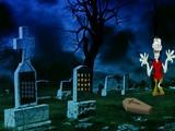 Zombies Graveyard Escape