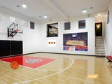 Commercial Basketball Indoor Escape