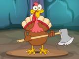 Fearless Turkey Rescue