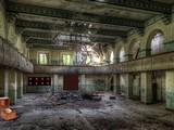 Old Abandoned Building Escape