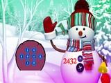 Fantasy Snowman World Escape